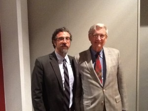 Me & Ed Wilson