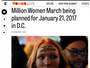 Million Woman March