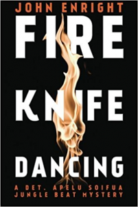 John Enright Fire Knife Dancing