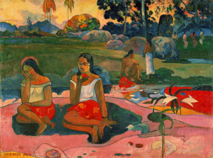 Gaugin in Tahiti